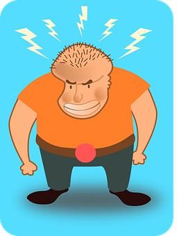 Como es Cáncer cuando se enoja
