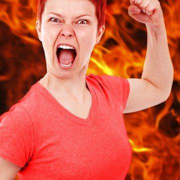 ¿Cómo es Escorpio cuando se enoja?