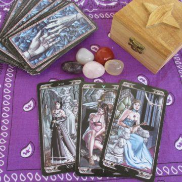 El tarot y los signos zodiacales