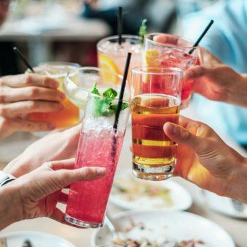 Las bebidas preferidas por los signos de Fuego